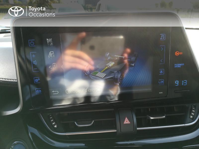 Photo 7 de l'offre de TOYOTA C-HR 122h Edition 2WD E-CVT RC18 à 20490€ chez Altis - Toyota Pontivy