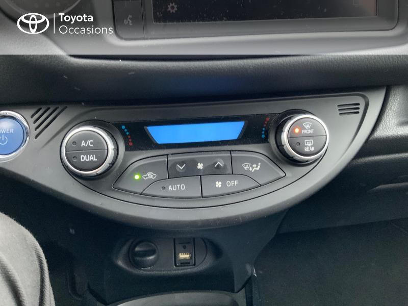 Photo 19 de l'offre de TOYOTA Yaris 100h Collection 5p MY19 à 15980€ chez Altis - Toyota Pontivy
