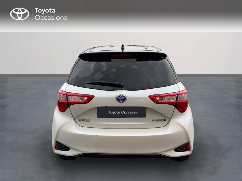 Photo 3 de l'offre de TOYOTA Yaris 100h Collection 5p MY19 à 15980€ chez Altis - Toyota Pontivy