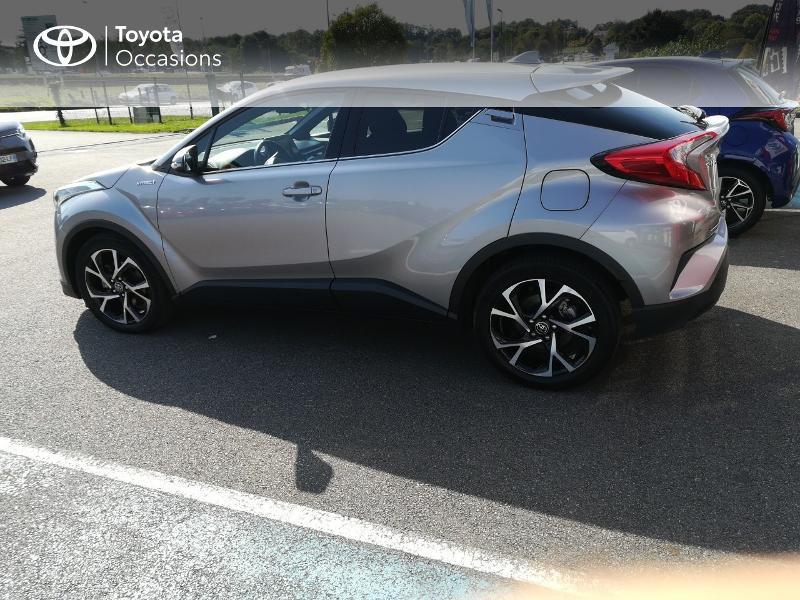 Photo 20 de l'offre de TOYOTA C-HR 122h Edition 2WD E-CVT RC18 à 20490€ chez Altis - Toyota Pontivy