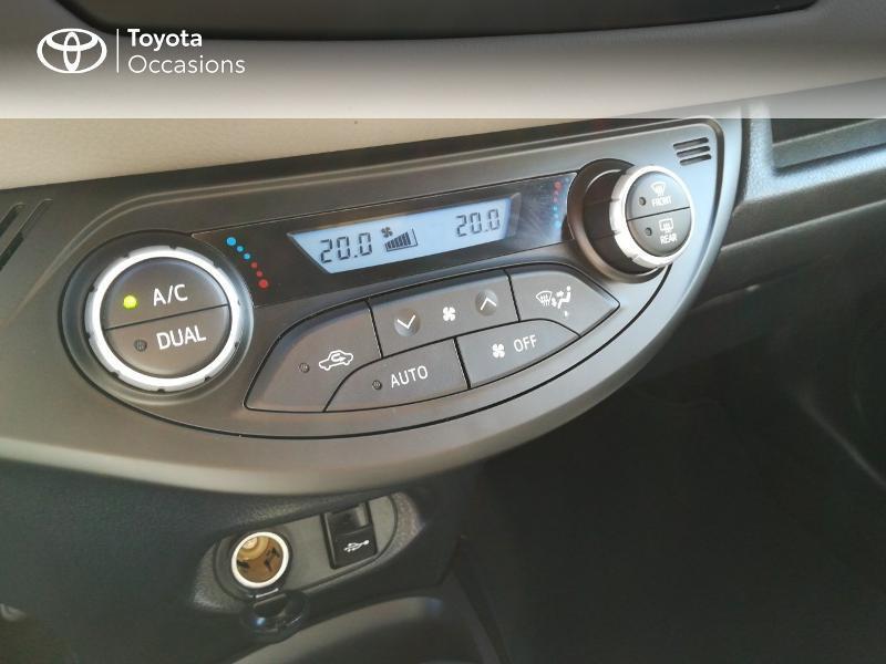 Photo 11 de l'offre de TOYOTA Yaris 100h Collection 5p MY19 à 15490€ chez Altis - Toyota Pontivy