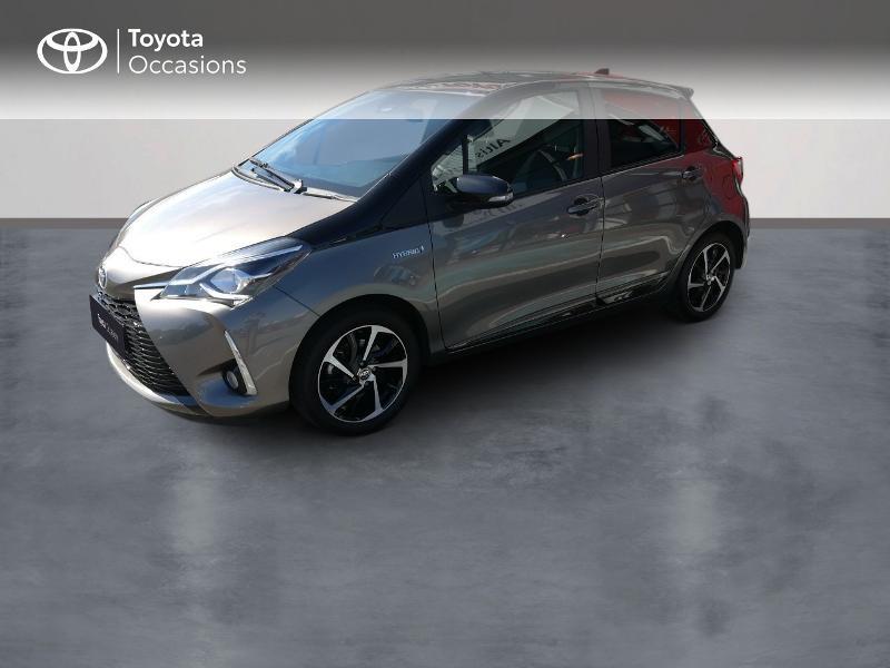 Photo 1 de l'offre de TOYOTA Yaris 100h Collection 5p MY19 à 15490€ chez Altis - Toyota Pontivy