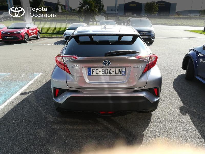 Photo 17 de l'offre de TOYOTA C-HR 122h Edition 2WD E-CVT RC18 à 20490€ chez Altis - Toyota Pontivy
