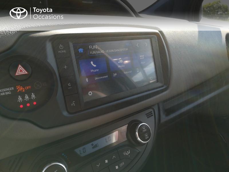 Photo 7 de l'offre de TOYOTA Yaris 100h Collection 5p MY19 à 15490€ chez Altis - Toyota Pontivy