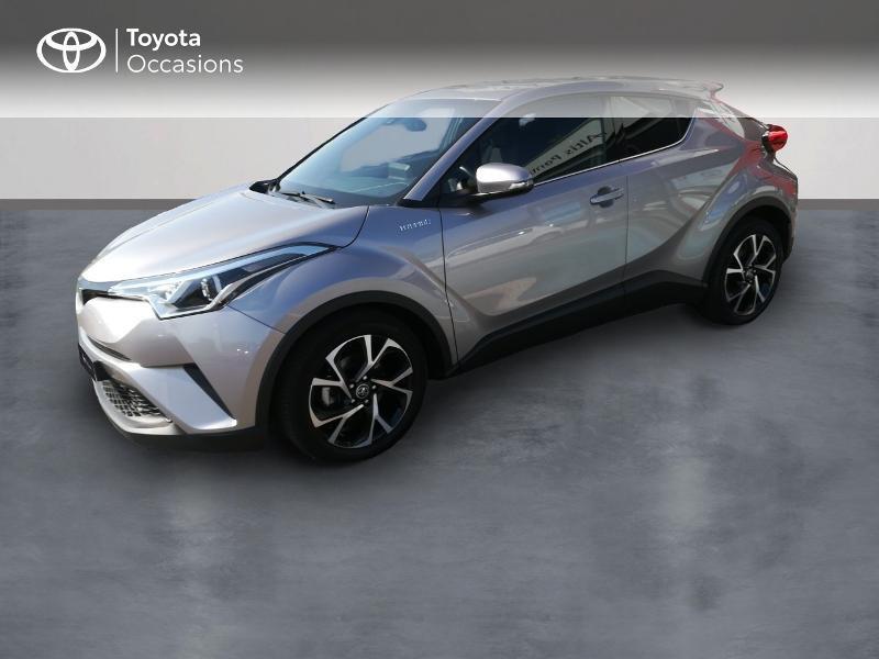 Photo 1 de l'offre de TOYOTA C-HR 122h Edition 2WD E-CVT RC18 à 20490€ chez Altis - Toyota Pontivy