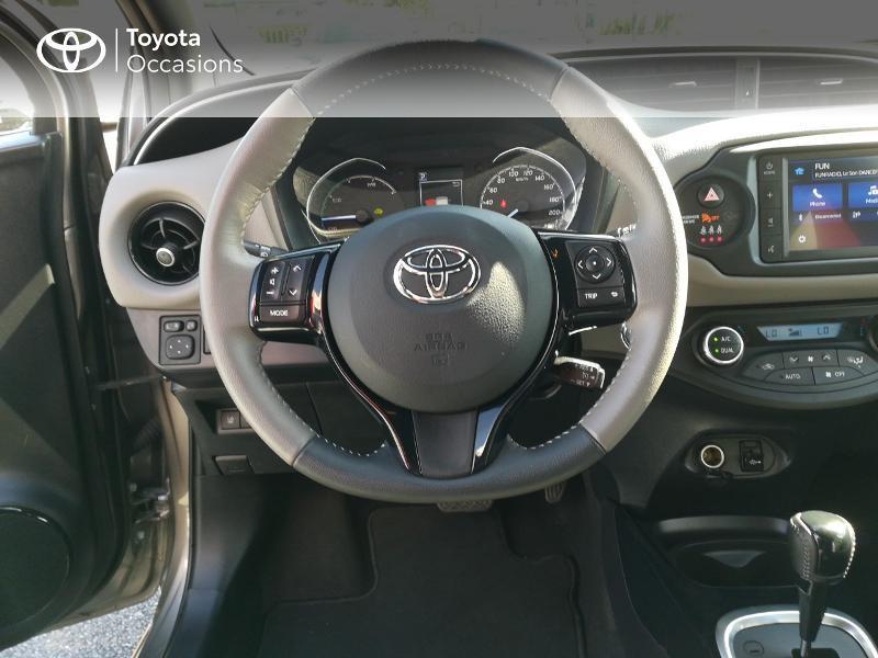 Photo 6 de l'offre de TOYOTA Yaris 100h Collection 5p MY19 à 15490€ chez Altis - Toyota Pontivy