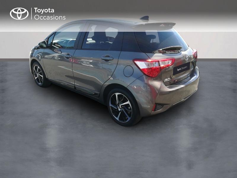 Photo 2 de l'offre de TOYOTA Yaris 100h Collection 5p MY19 à 15490€ chez Altis - Toyota Pontivy