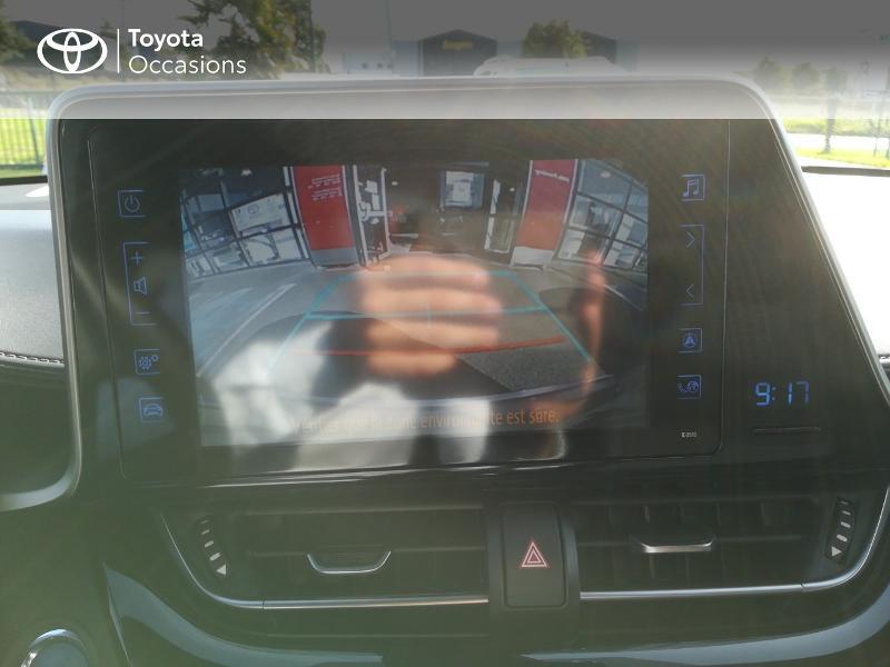 Photo 19 de l'offre de TOYOTA C-HR 122h Edition 2WD E-CVT RC18 à 20490€ chez Altis - Toyota Pontivy