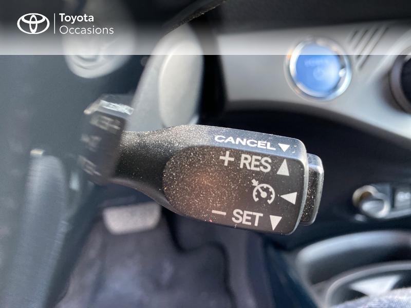 Photo 15 de l'offre de TOYOTA Yaris 100h Collection 5p MY19 à 15980€ chez Altis - Toyota Pontivy