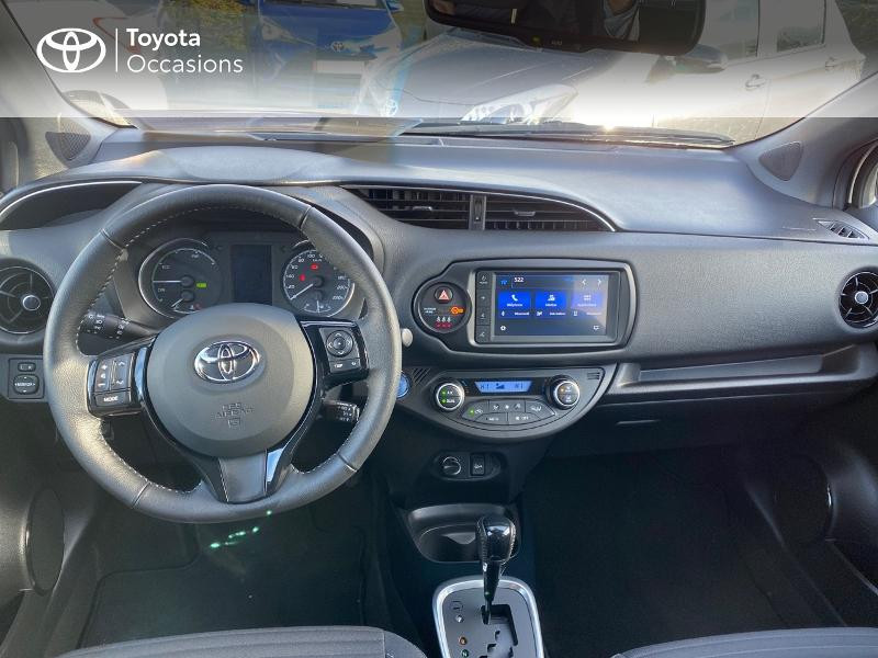 Photo 4 de l'offre de TOYOTA Yaris 100h Collection 5p MY19 à 15980€ chez Altis - Toyota Pontivy