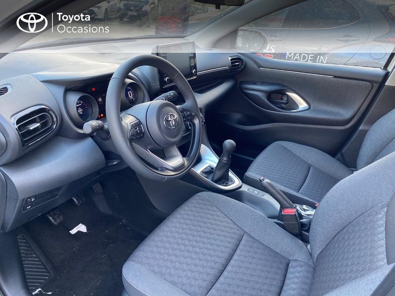 Photo 12 de l'offre de TOYOTA Yaris 70 VVT-i Design 5p à 16490€ chez Altis - Toyota Pontivy