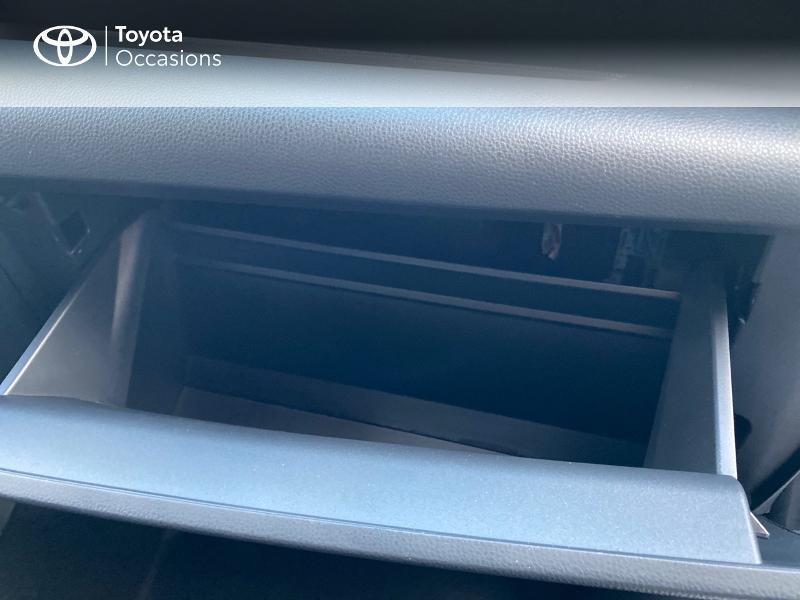 Photo 21 de l'offre de TOYOTA Yaris 70 VVT-i Design 5p à 16490€ chez Altis - Toyota Pontivy