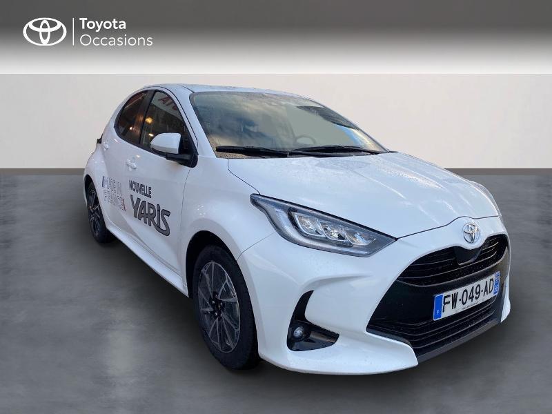 Photo 1 de l'offre de TOYOTA Yaris 70 VVT-i Design 5p à 16490€ chez Altis - Toyota Pontivy