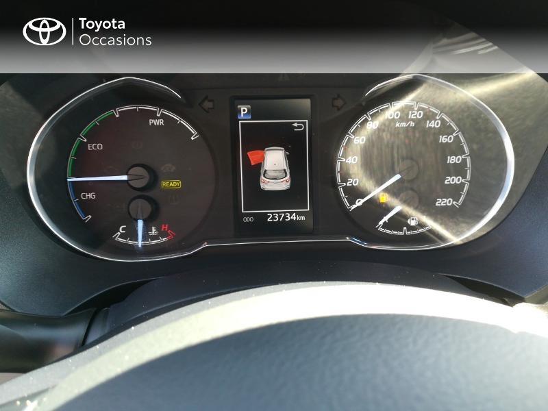 Photo 8 de l'offre de TOYOTA Yaris 100h Collection 5p MY19 à 15490€ chez Altis - Toyota Pontivy