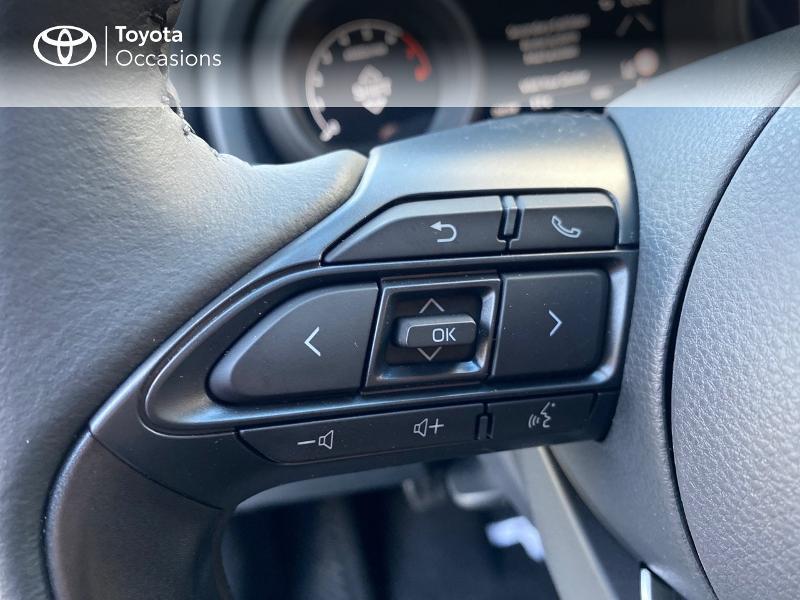 Photo 15 de l'offre de TOYOTA Yaris 70 VVT-i Design 5p à 16490€ chez Altis - Toyota Pontivy