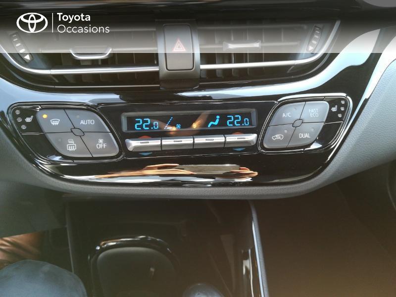 Photo 10 de l'offre de TOYOTA C-HR 122h Edition 2WD E-CVT RC18 à 20490€ chez Altis - Toyota Pontivy