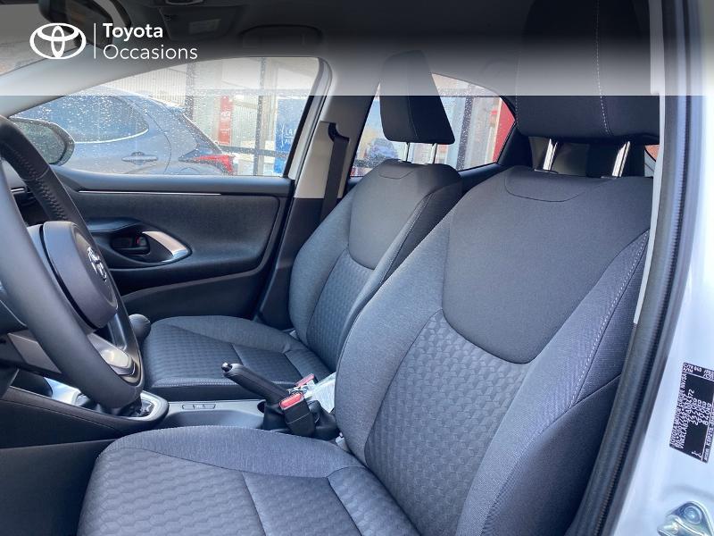 Photo 8 de l'offre de TOYOTA Yaris 70 VVT-i Design 5p à 16490€ chez Altis - Toyota Pontivy