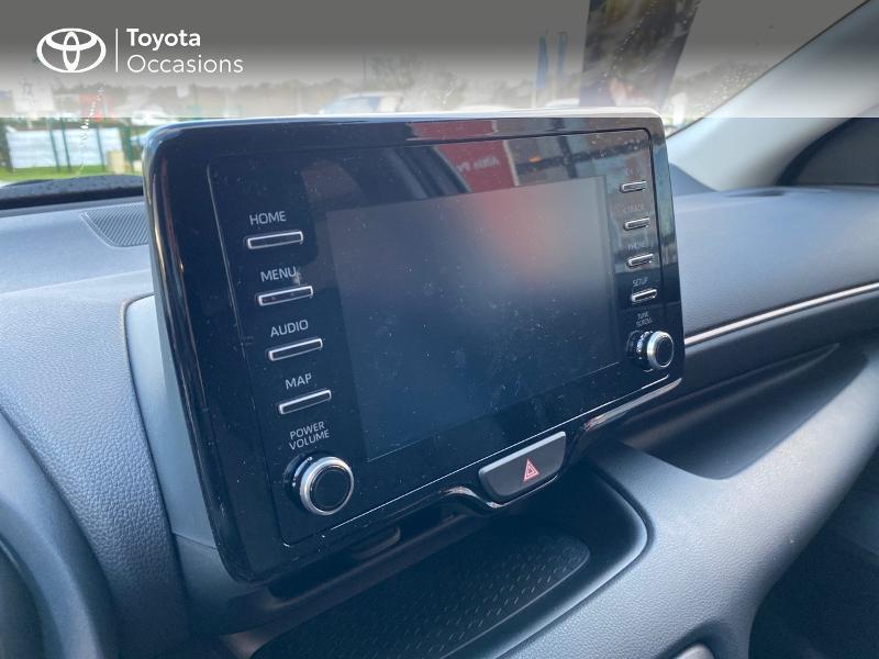 Photo 13 de l'offre de TOYOTA Yaris 70 VVT-i Design 5p à 16490€ chez Altis - Toyota Pontivy