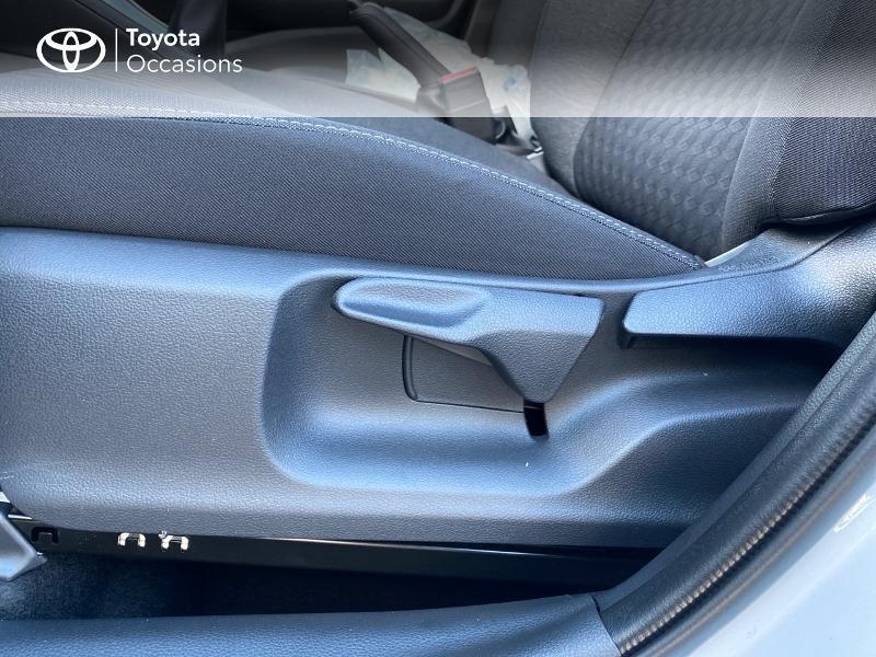 Photo 22 de l'offre de TOYOTA Yaris 70 VVT-i Design 5p à 16490€ chez Altis - Toyota Pontivy