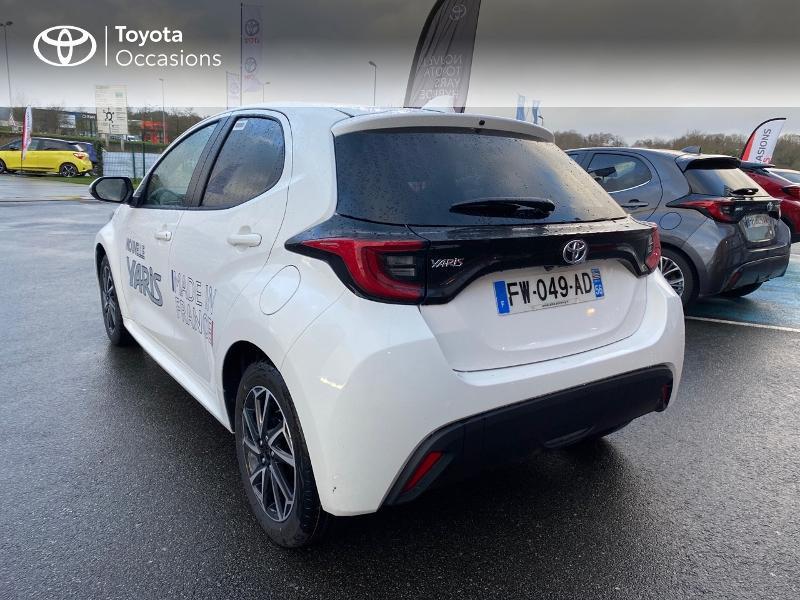 Photo 16 de l'offre de TOYOTA Yaris 70 VVT-i Design 5p à 16490€ chez Altis - Toyota Pontivy