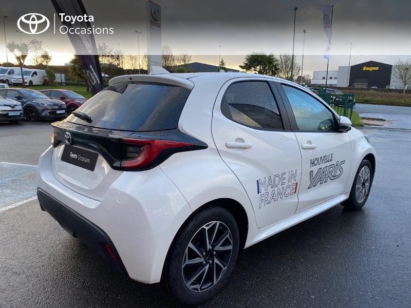 Photo 27 de l'offre de TOYOTA Yaris 70 VVT-i Design 5p à 16490€ chez Altis - Toyota Pontivy