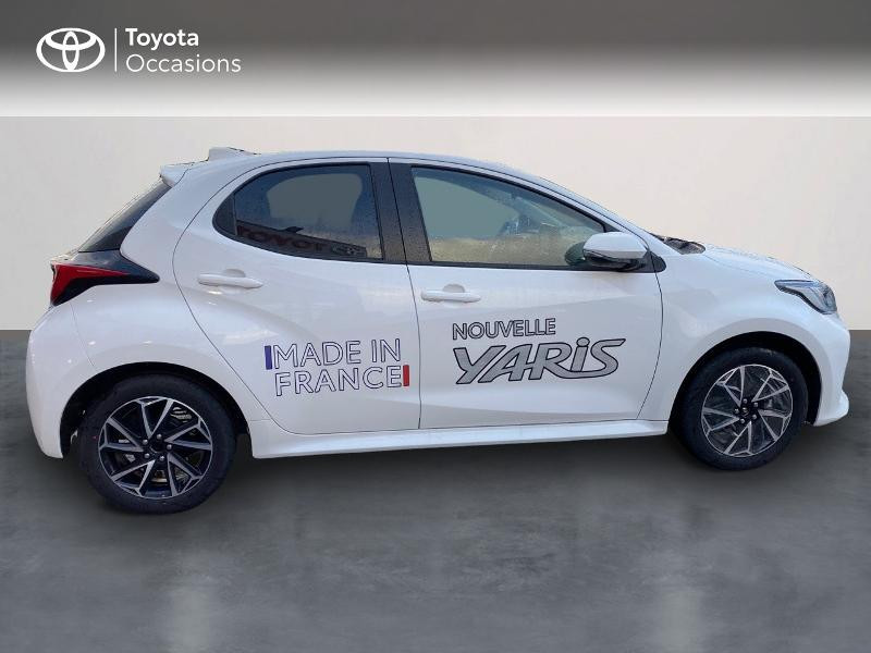 Photo 4 de l'offre de TOYOTA Yaris 70 VVT-i Design 5p à 16490€ chez Altis - Toyota Pontivy