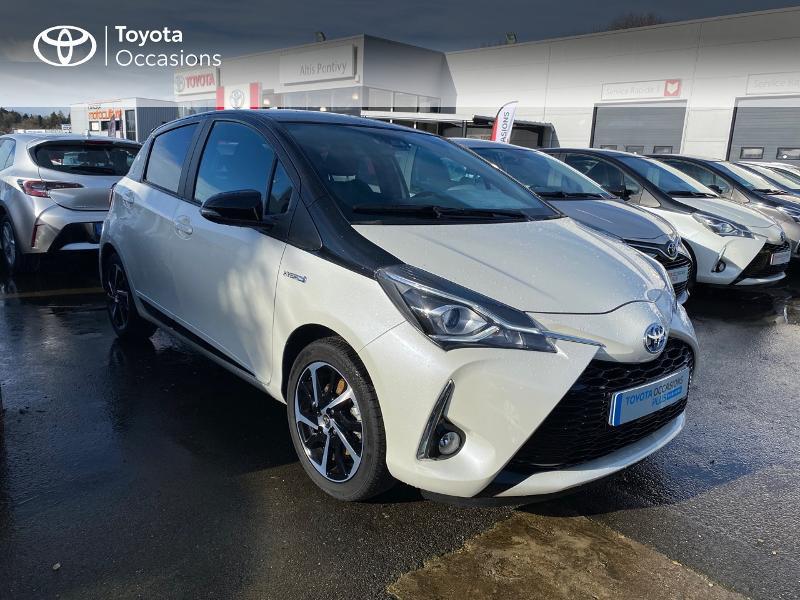 Photo 25 de l'offre de TOYOTA Yaris 100h Collection 5p MY19 à 15980€ chez Altis - Toyota Pontivy