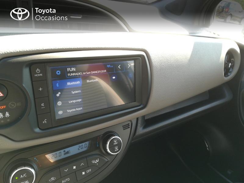Photo 16 de l'offre de TOYOTA Yaris 100h Collection 5p MY19 à 15490€ chez Altis - Toyota Pontivy