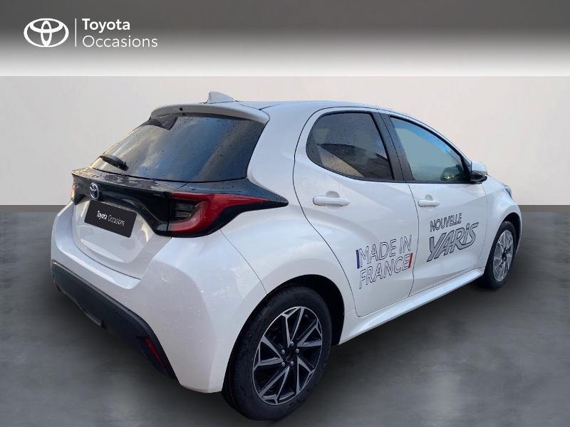 Photo 5 de l'offre de TOYOTA Yaris 70 VVT-i Design 5p à 16490€ chez Altis - Toyota Pontivy