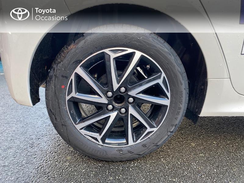 Photo 19 de l'offre de TOYOTA Yaris 70 VVT-i Design 5p à 16490€ chez Altis - Toyota Pontivy