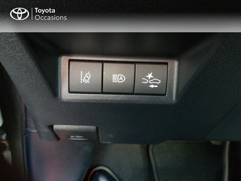 Photo 18 de l'offre de TOYOTA Yaris 100h Collection 5p MY19 à 15490€ chez Altis - Toyota Pontivy