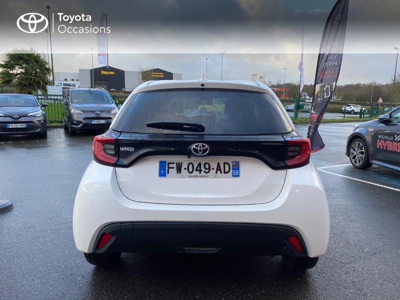 Photo 10 de l'offre de TOYOTA Yaris 70 VVT-i Design 5p à 16490€ chez Altis - Toyota Pontivy