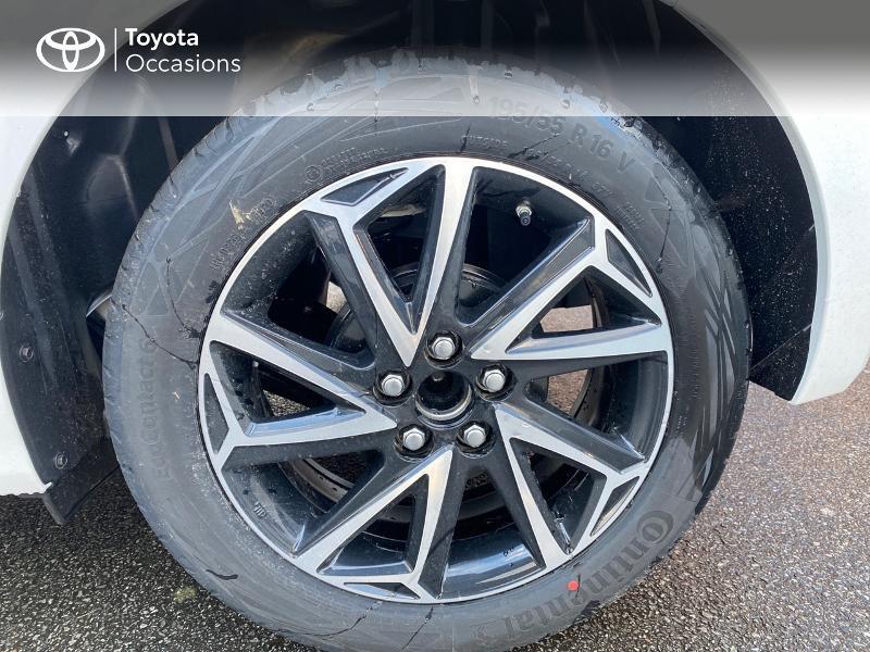 Photo 17 de l'offre de TOYOTA Yaris 70 VVT-i Design 5p à 16490€ chez Altis - Toyota Pontivy
