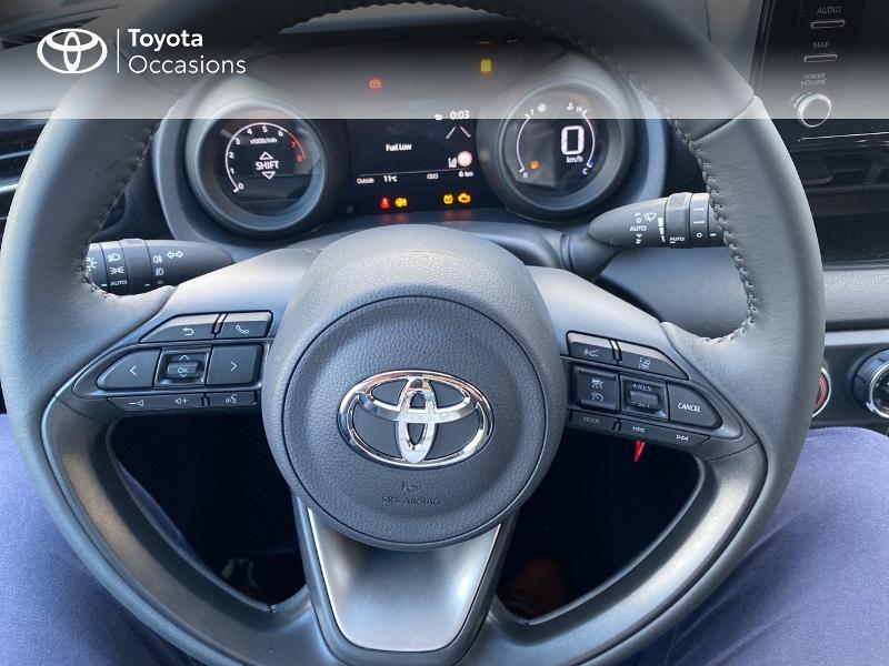Photo 23 de l'offre de TOYOTA Yaris 70 VVT-i Design 5p à 16490€ chez Altis - Toyota Pontivy
