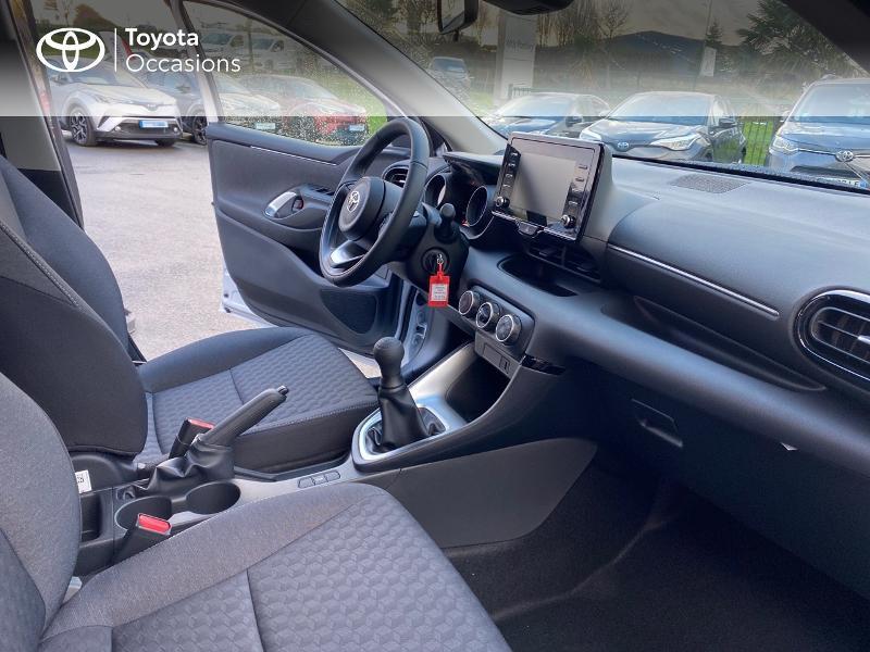 Photo 20 de l'offre de TOYOTA Yaris 70 VVT-i Design 5p à 16490€ chez Altis - Toyota Pontivy