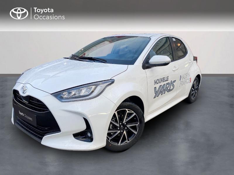 Photo 2 de l'offre de TOYOTA Yaris 70 VVT-i Design 5p à 16490€ chez Altis - Toyota Pontivy