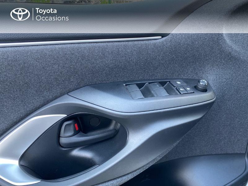 Photo 18 de l'offre de TOYOTA Yaris 70 VVT-i Design 5p à 16490€ chez Altis - Toyota Pontivy