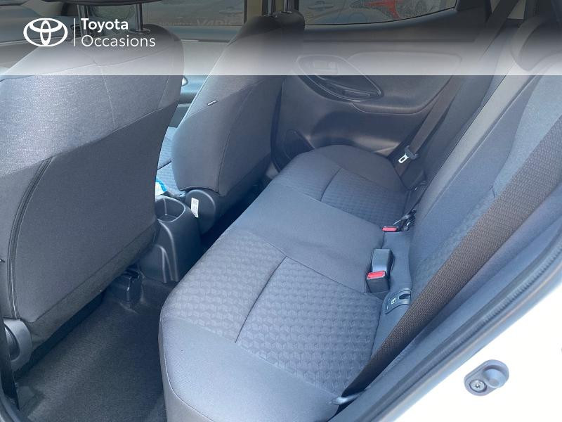 Photo 7 de l'offre de TOYOTA Yaris 70 VVT-i Design 5p à 16490€ chez Altis - Toyota Pontivy