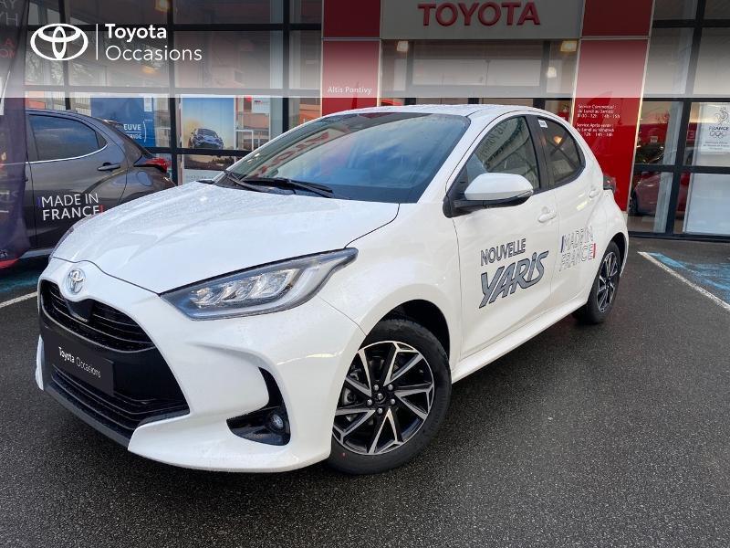 Photo 28 de l'offre de TOYOTA Yaris 70 VVT-i Design 5p à 16490€ chez Altis - Toyota Pontivy