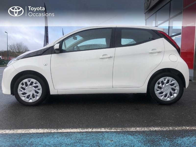 Photo 26 de l'offre de TOYOTA Aygo 1.0 VVT-i 72ch x-play x-app 5p à 9490€ chez Altis - Toyota Pontivy