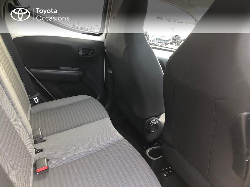Photo 7 de l'offre de TOYOTA Aygo 1.0 VVT-i 72ch x-play x-app 5p à 9490€ chez Altis - Toyota Pontivy