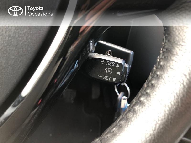 Photo 19 de l'offre de TOYOTA Aygo 1.0 VVT-i 72ch x-play x-app 5p à 9490€ chez Altis - Toyota Pontivy