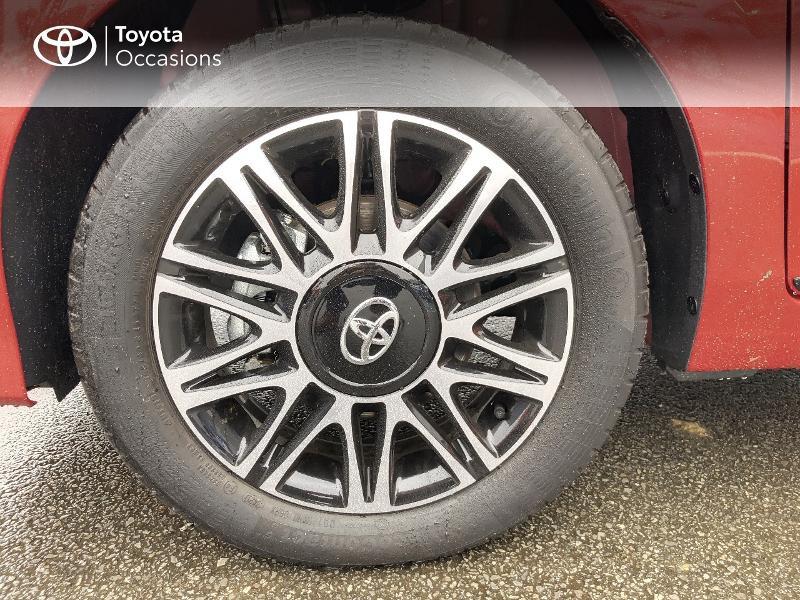 Photo 6 de l'offre de TOYOTA Aygo 1.0 VVT-i 72ch x-clusiv 5p MY20 à 13490€ chez Altis - Toyota Pontivy