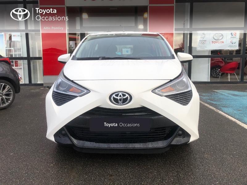Photo 28 de l'offre de TOYOTA Aygo 1.0 VVT-i 72ch x-play x-app 5p à 9490€ chez Altis - Toyota Pontivy
