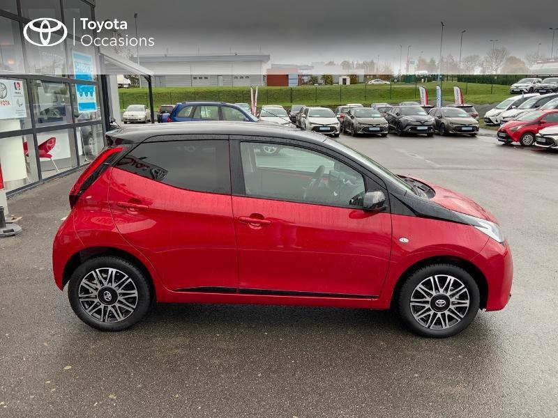 Photo 23 de l'offre de TOYOTA Aygo 1.0 VVT-i 72ch x-clusiv 5p MY20 à 11890€ chez Altis - Toyota Pontivy