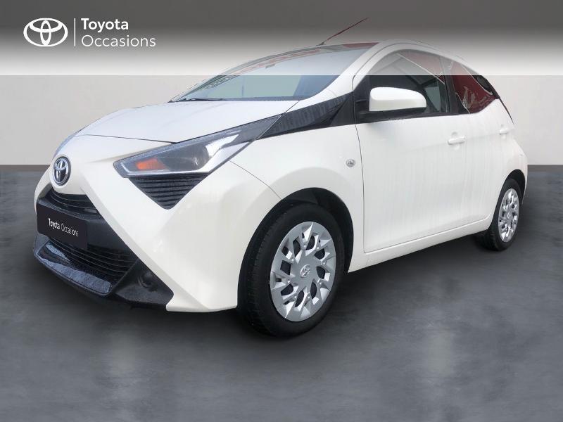 Photo 1 de l'offre de TOYOTA Aygo 1.0 VVT-i 72ch x-play x-app 5p à 9490€ chez Altis - Toyota Pontivy