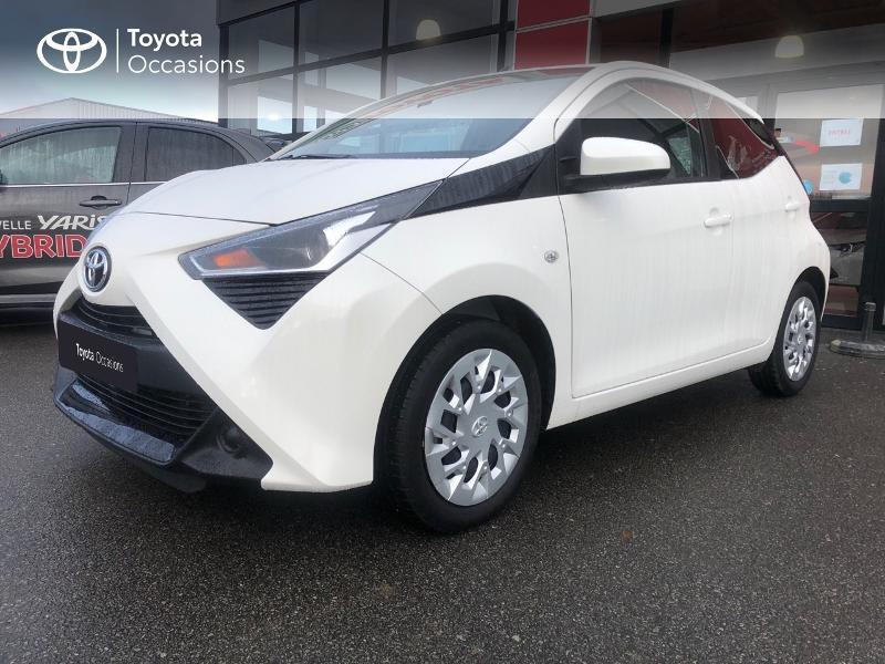 Photo 24 de l'offre de TOYOTA Aygo 1.0 VVT-i 72ch x-play x-app 5p à 9490€ chez Altis - Toyota Pontivy