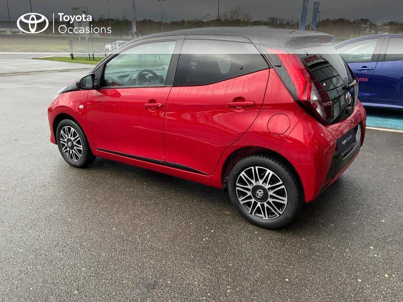 Photo 25 de l'offre de TOYOTA Aygo 1.0 VVT-i 72ch x-clusiv 5p MY20 à 11890€ chez Altis - Toyota Pontivy