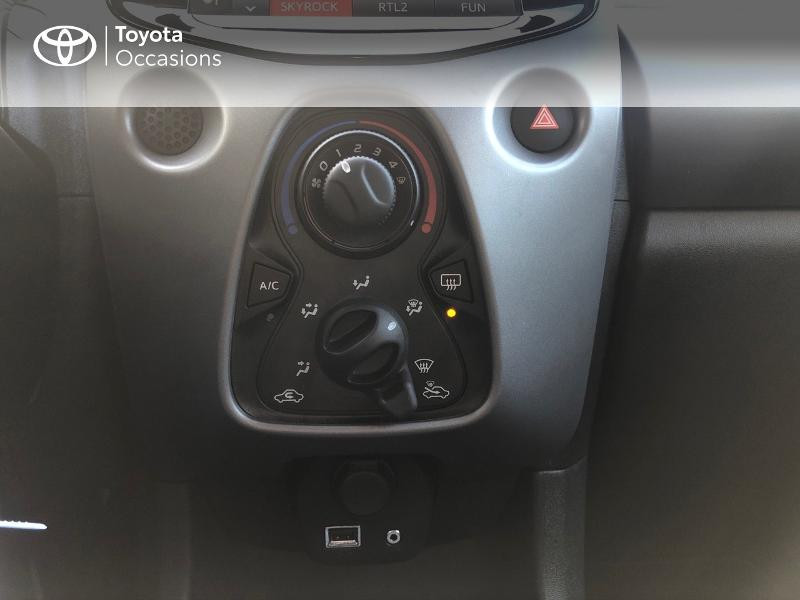 Photo 21 de l'offre de TOYOTA Aygo 1.0 VVT-i 72ch x-play x-app 5p à 9490€ chez Altis - Toyota Pontivy