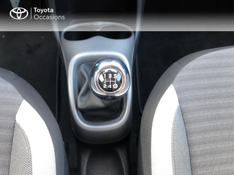 Photo 22 de l'offre de TOYOTA Aygo 1.0 VVT-i 72ch x-play x-app 5p à 9490€ chez Altis - Toyota Pontivy